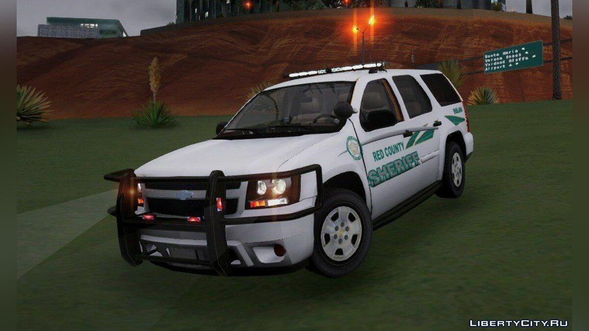 Sheriff County Ranger для GTA San Andreas