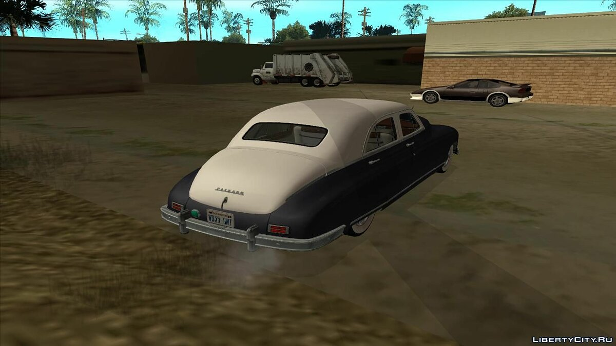 ��ашина 1948 Packard Standard Eight touring sedan для GTA San Andreas