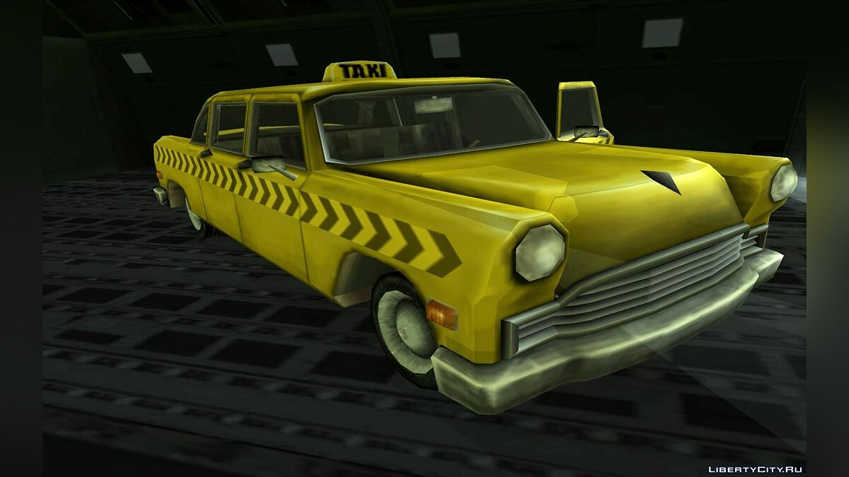 Cabbie from Vice City для GTA San Andreas - скриншот #3
