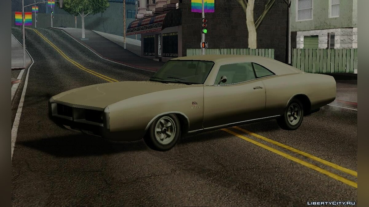 IV Dukes SAMP Adapted Tunable для GTA San Andreas