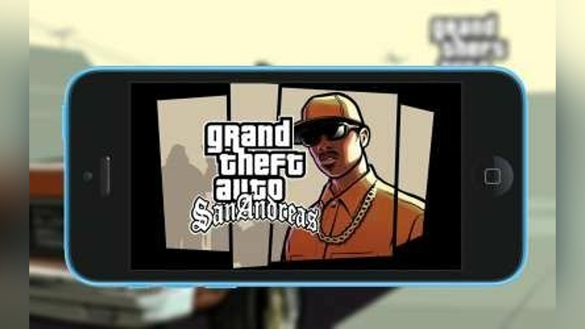 Видео GTA San Andreas iOS для GTA San Andreas