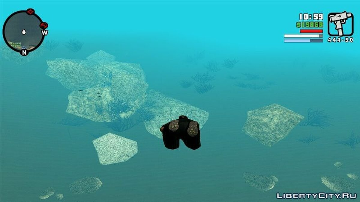 Perfect Under The Sea для GTA San Andreas