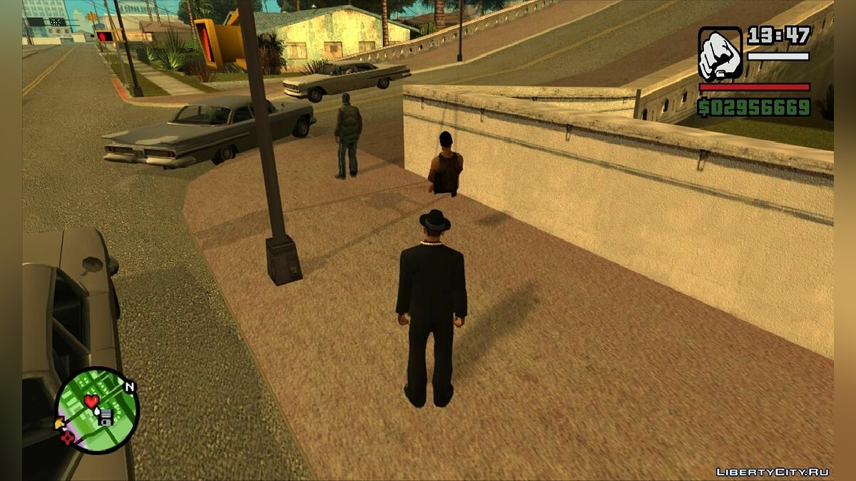 Патч SilentPatchSA 1.1 Build 27 для GTA San Andreas
