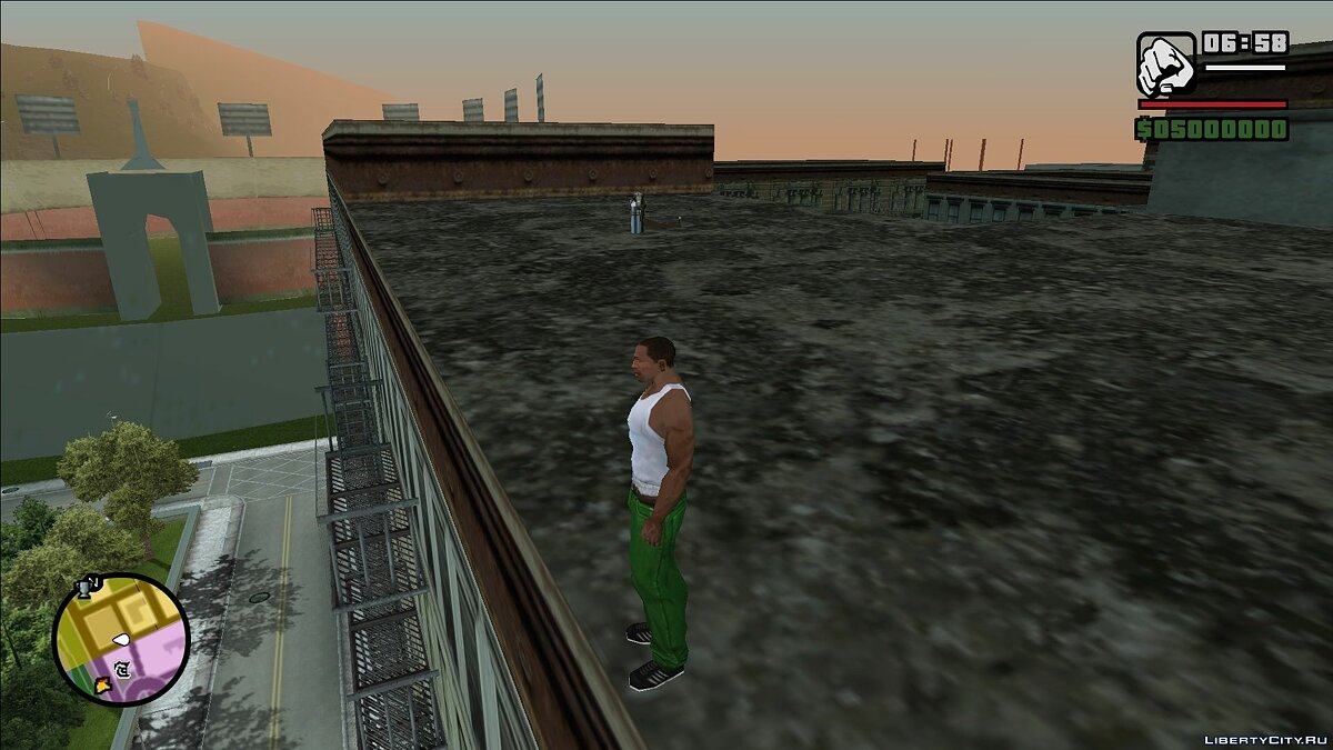 GTA Underground Snapshot 2.1 Patch 6 для GTA San Andreas - скриншот #5