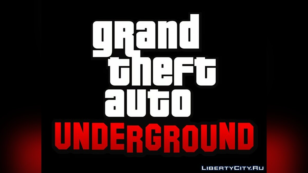 Патч GTA:Underground Snapshot 3,  Patch 1 для GTA San Andreas
