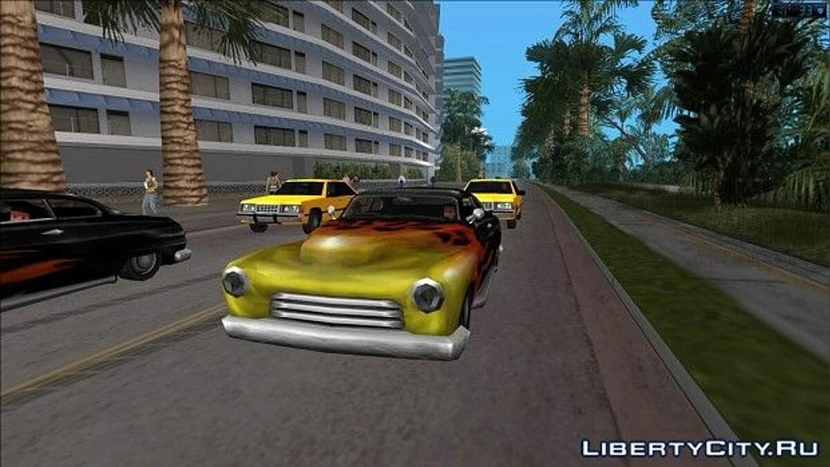 ��атч GTA:Underground Snapshot 3, Patch 1 для GTA San Andreas