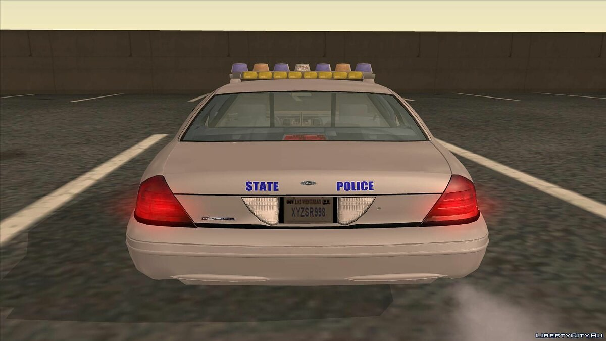 Ford Crown Victoria Police pack для GTA San Andreas
