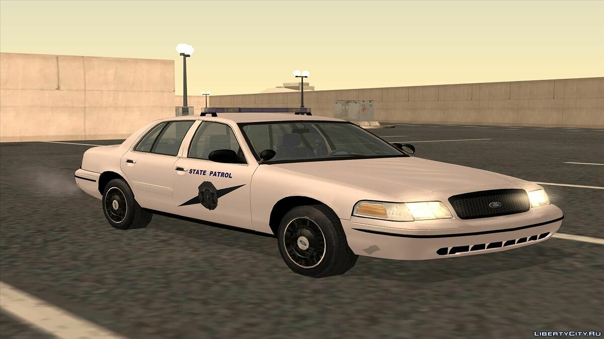 Ford Crown Victoria Police pack для GTA San Andreas - скриншот #12
