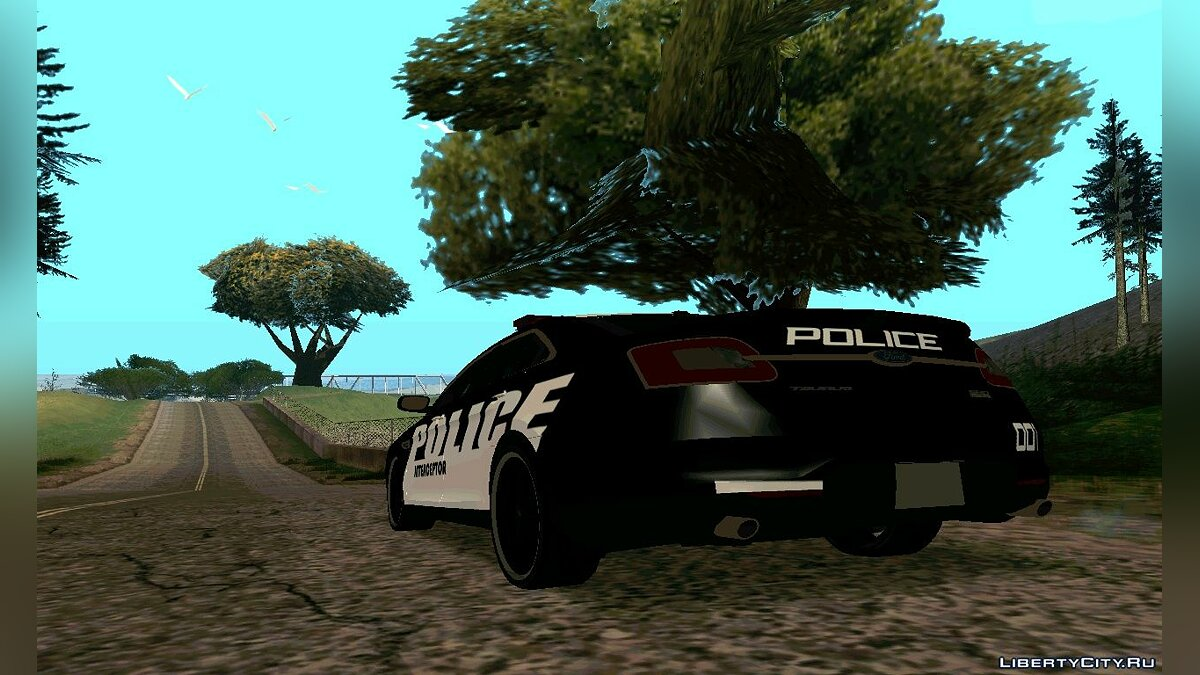 Police Interceptor Pack v2 для GTA San Andreas - скриншот #4