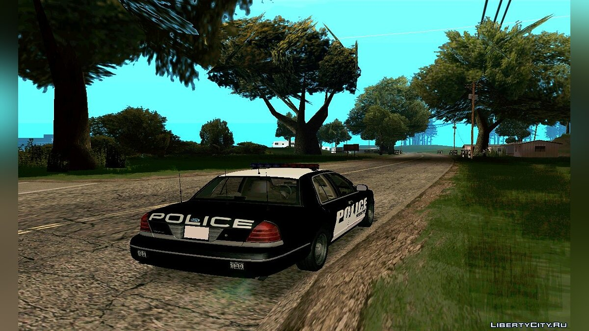 Police Interceptor Pack v2 для GTA San Andreas - скриншот #8