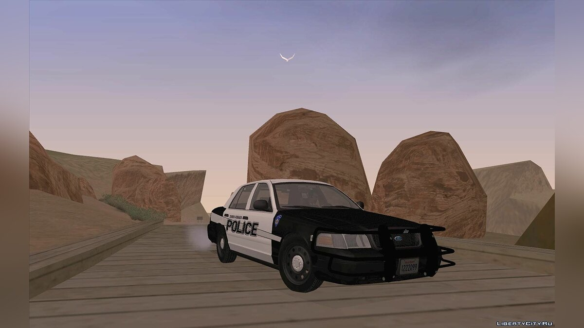 2009 Ford Crown Victoria Slicktop для GTA San Andreas