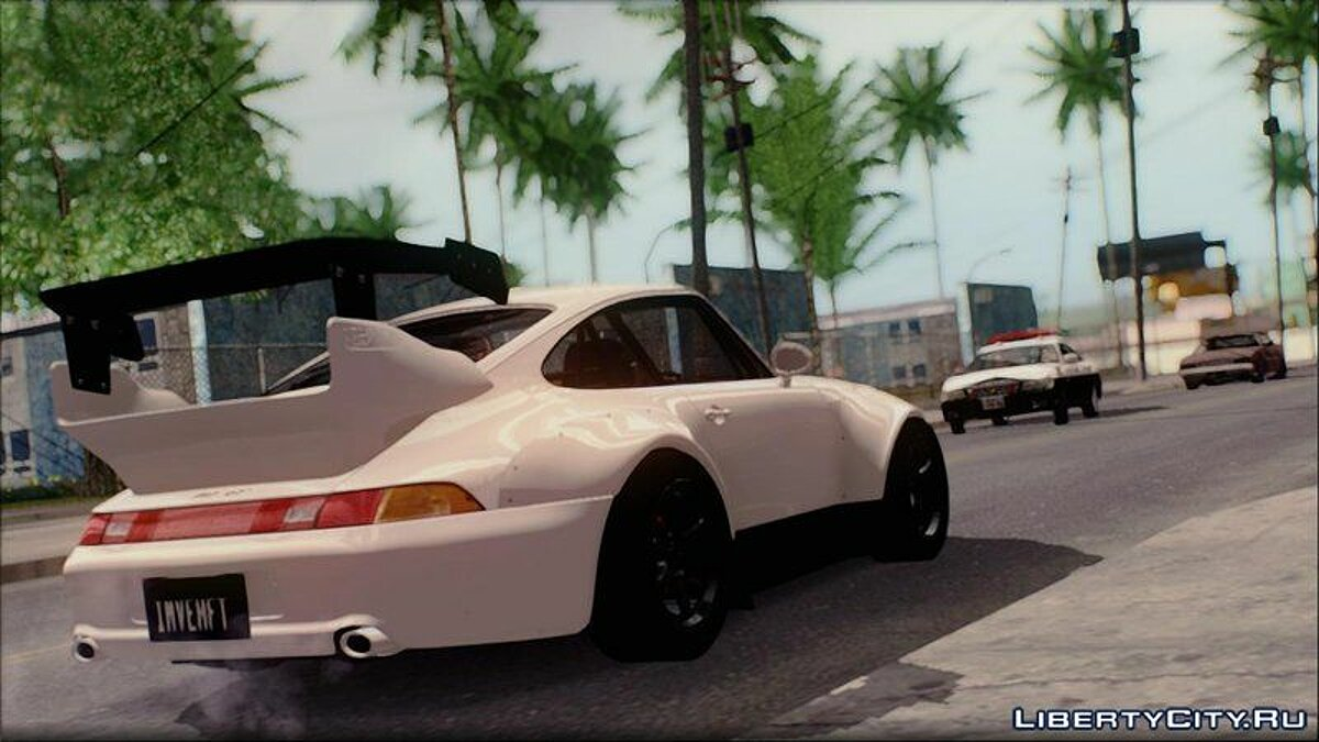 1995 Porsche 911 GT2 Widebody (NFS2015) для GTA San Andreas - скриншот #3