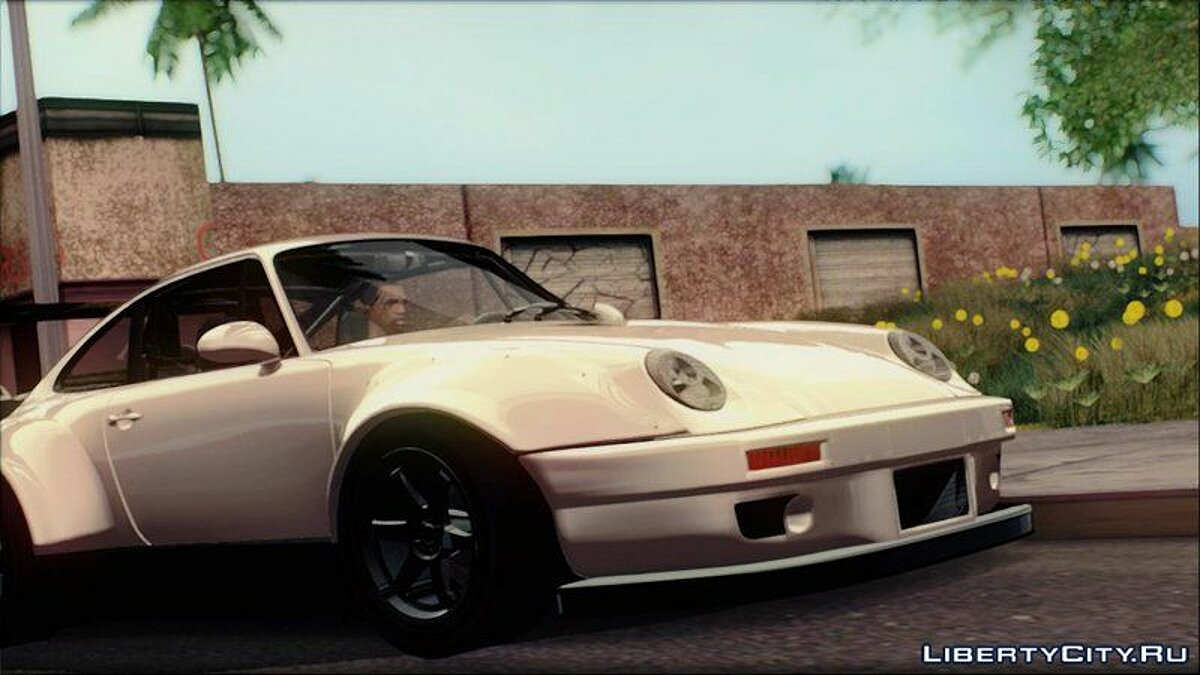 1995 Porsche 911 GT2 Widebody (NFS2015) для GTA San Andreas
