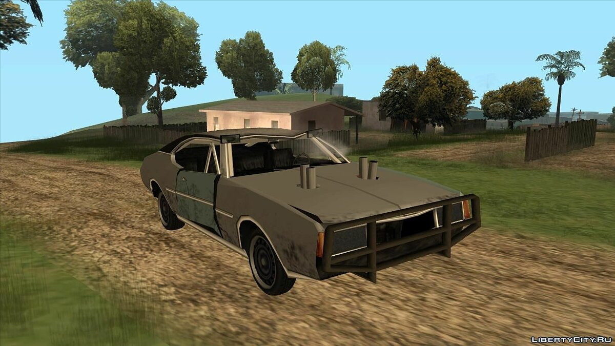 Derby-Clover[BETA V.1] для GTA San Andreas