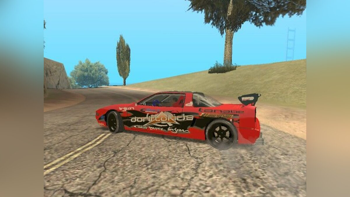 Infernus Drift Edition для GTA San Andreas