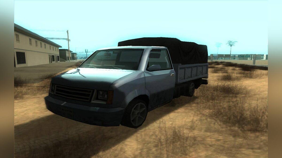 Pickup-Moonbeam v1.1 для GTA San Andreas - Картинка #1