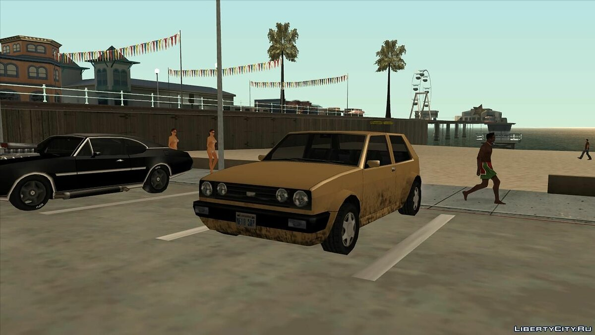 Updated Club[BETA V.1] для GTA San Andreas