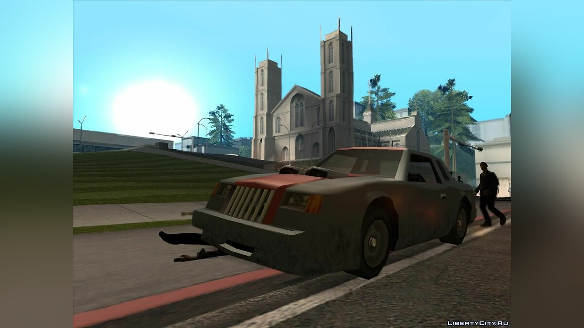 Civil Hotrinb для GTA San Andreas