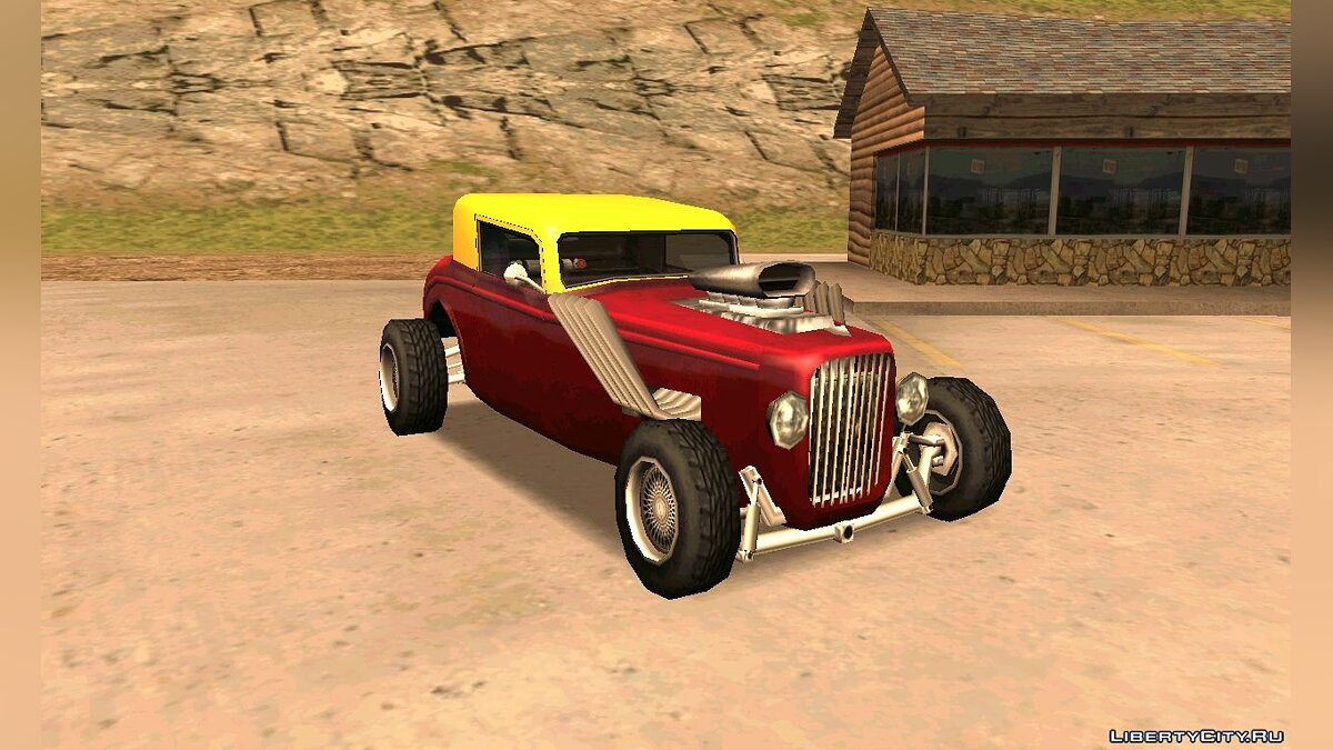 Hi-Joy hot rod для GTA San Andreas