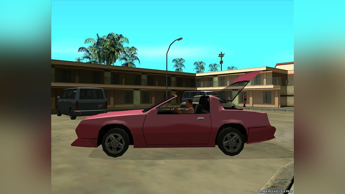 Buffalo Z28 [SA Style] (Update Version) для GTA San Andreas - скриншот #4