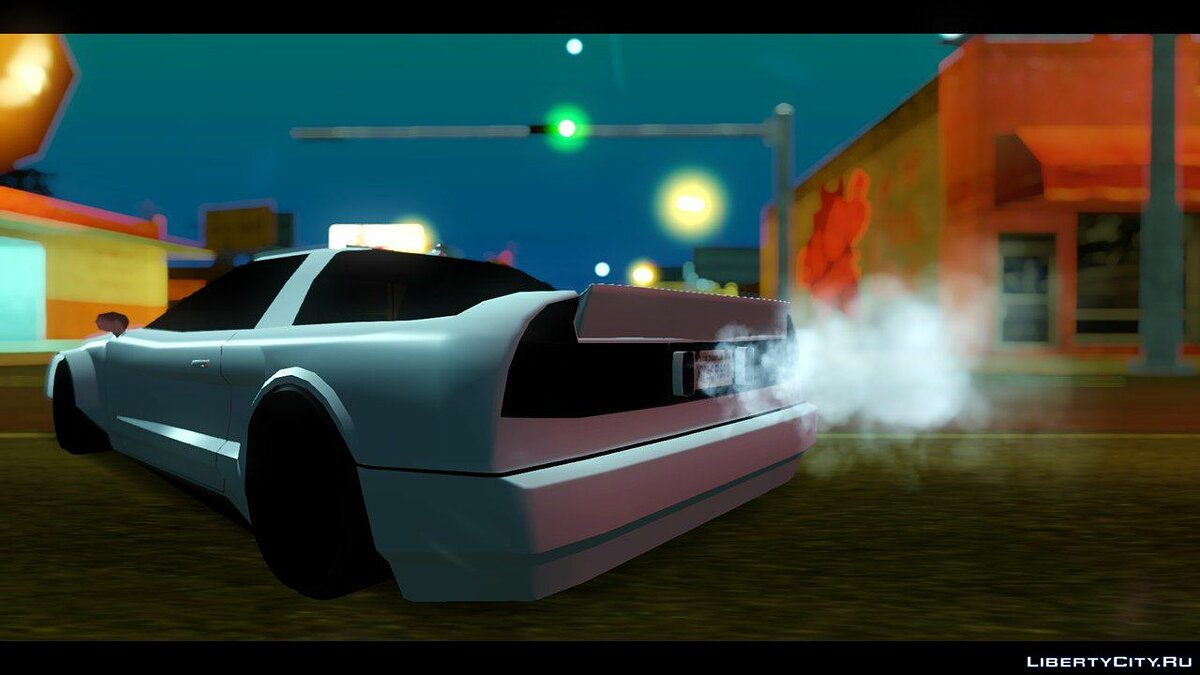 Infernus Rocket Bunny для GTA San Andreas