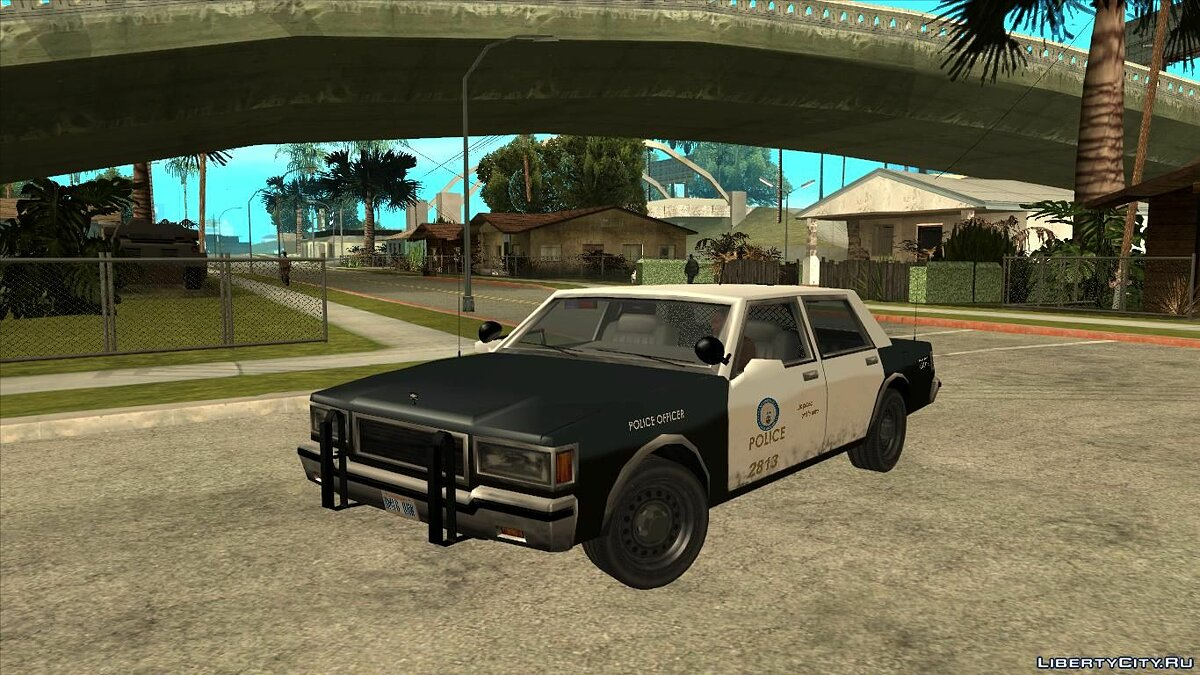 Oldschool Cruiser для GTA San Andreas