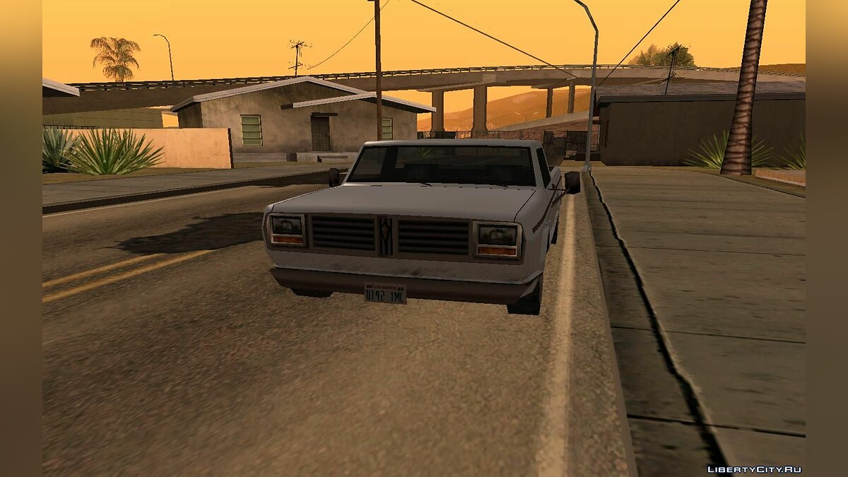 Sadler Remastered для GTA San Andreas