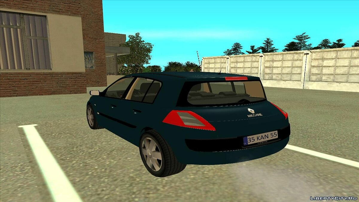 ��ашина Renault Renault Megane Authentique для GTA San Andreas