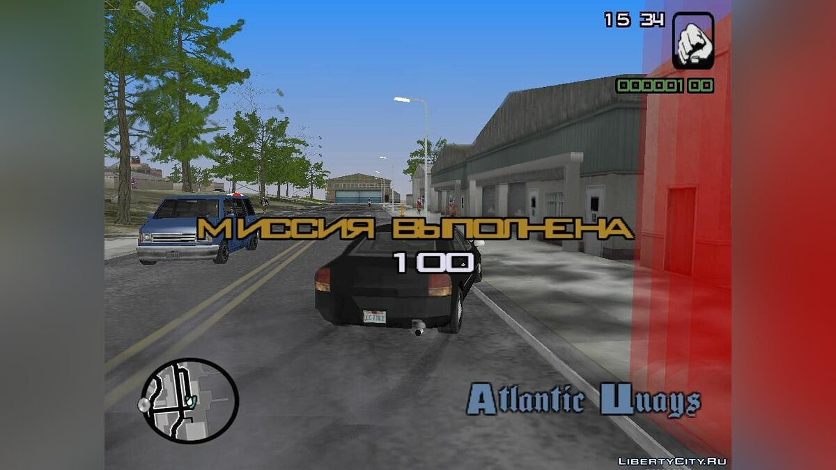 Русификатор Русификатор GTA Liberty City Stories PC Edition Beta 3.1.1	   для GTA San Andreas