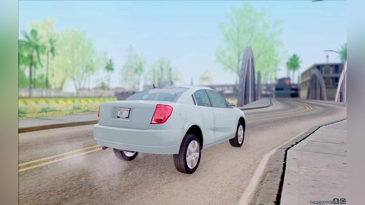 Машина Saturn Saturn Ion Quad Coupe 2004 для GTA San Andreas