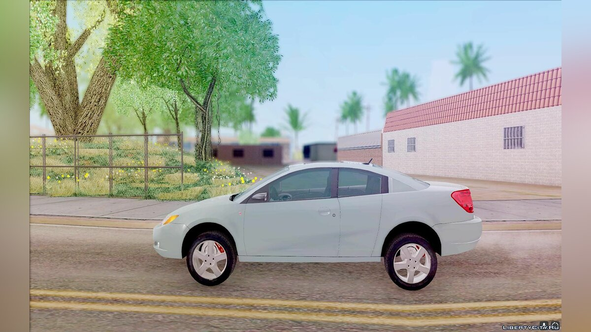Машина Saturn Saturn Ion Quad Two-door Version для GTA San Andreas