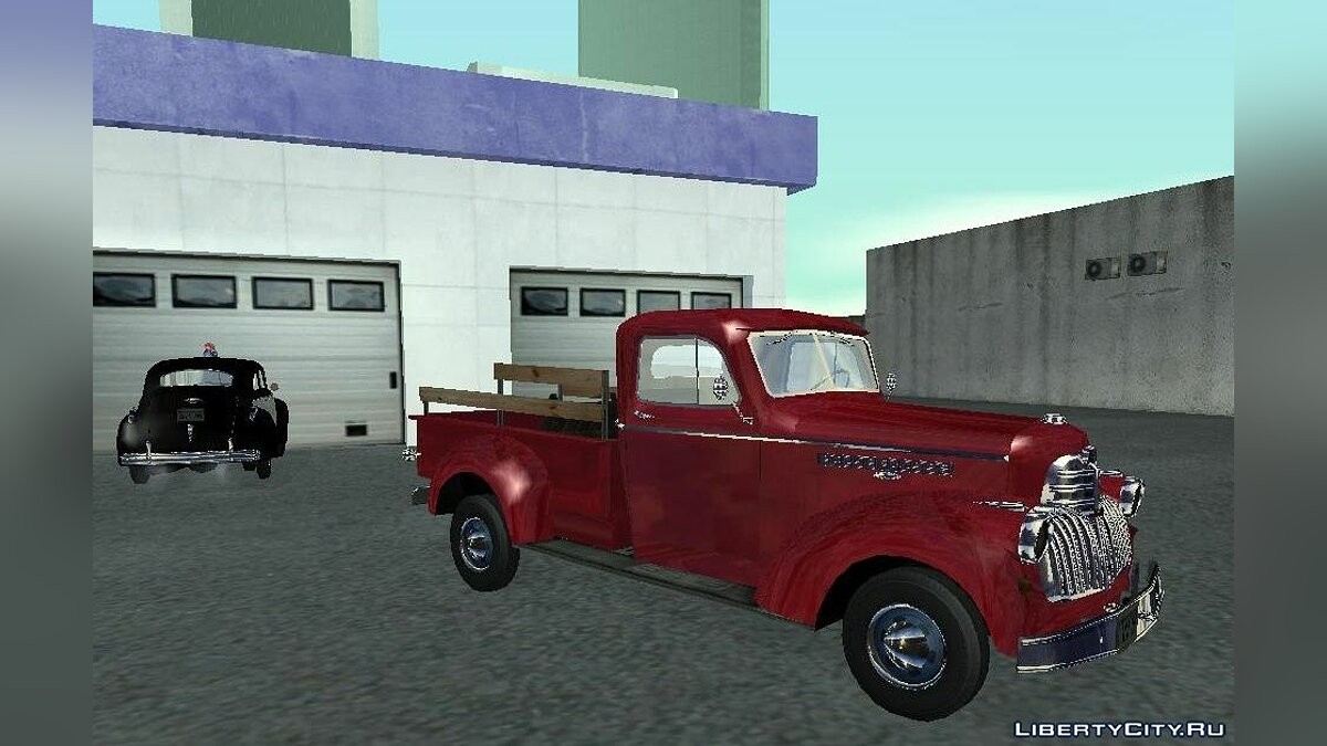 Машина Schubert 1942 Shubert Pickup Version 2 для GTA San Andreas