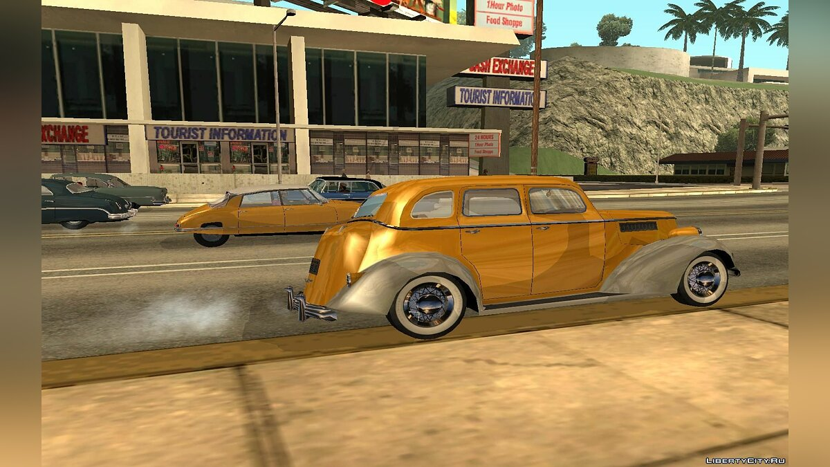 Машина Schubert Shubert 38 / 1938 Chevrolet Master Sedan для GTA San Andreas