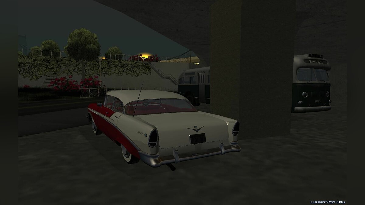 Машина Schubert 1955 Shubert Beverly для GTA San Andreas