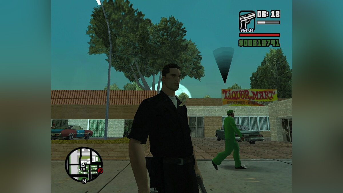 Player Switching v1.1 для GTA San Andreas