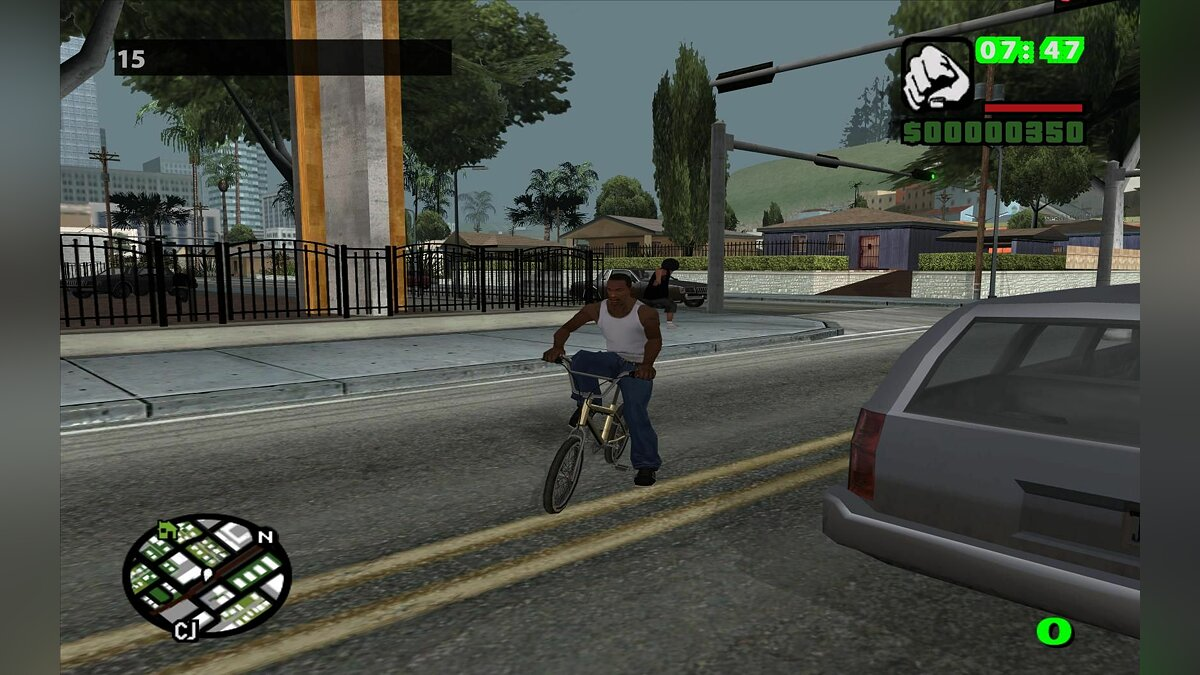 Weather manager 2 для GTA San Andreas