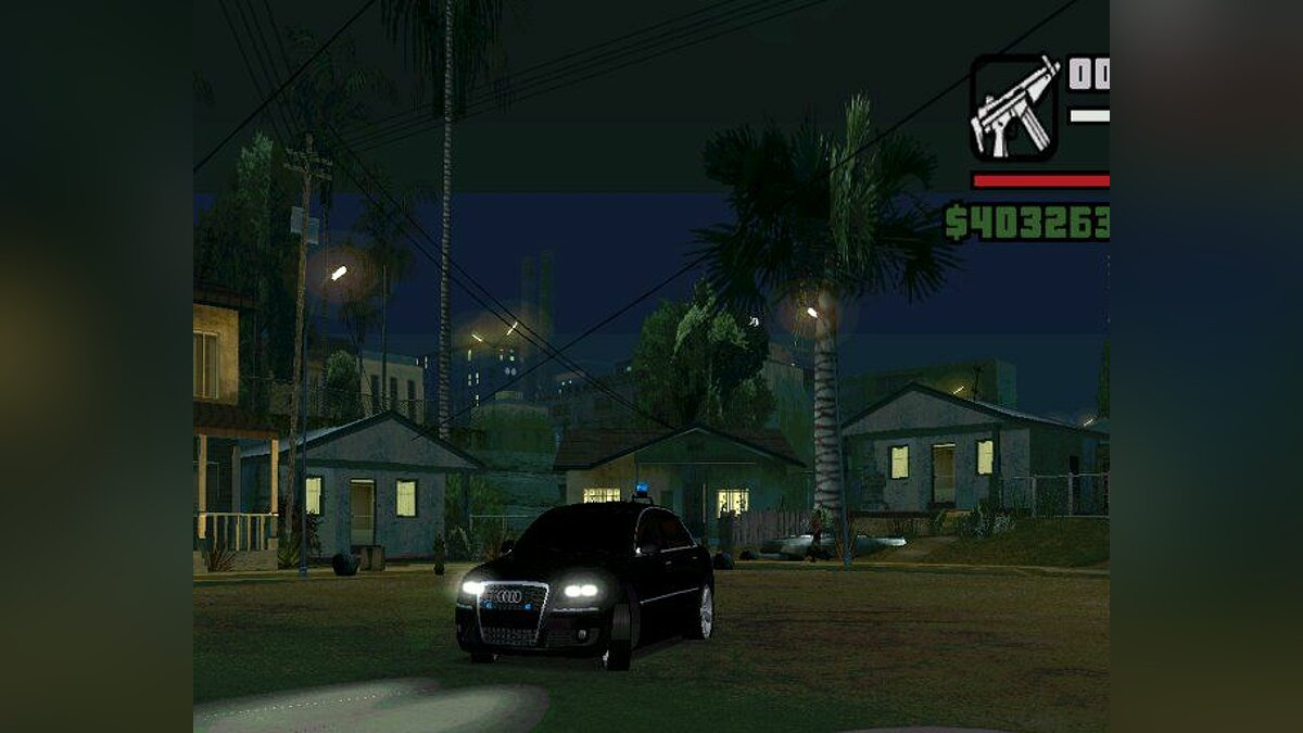 Empire of CJ 3.8.1 для GTA San Andreas