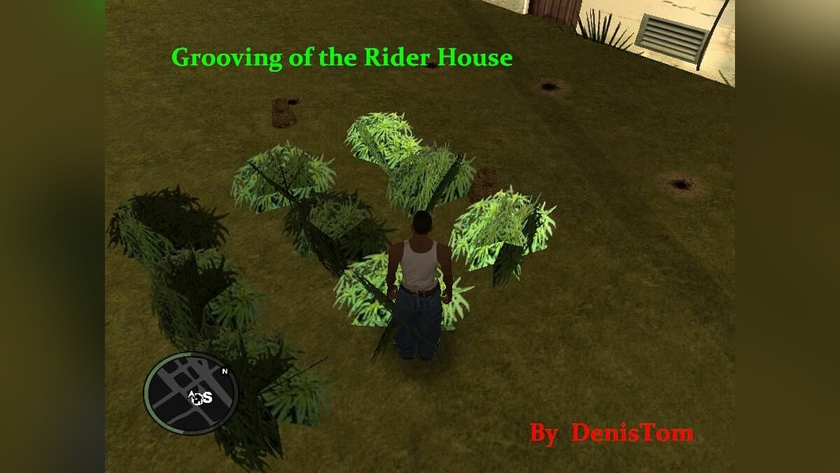 Grooving of the Rider House для GTA San Andreas