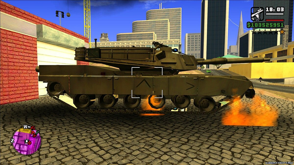 CLEO скрипт Upgrade for RPG&Missle Launcher V2.0 для GTA San Andreas