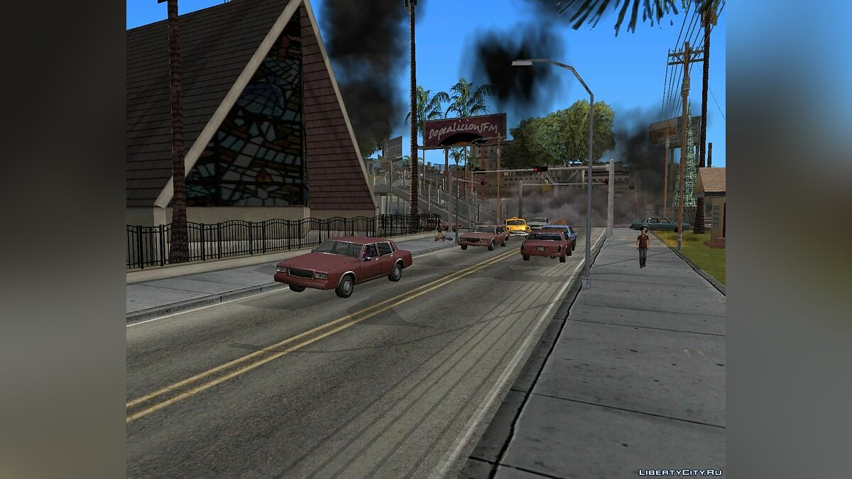 DoomsDay Destruction для GTA San Andreas