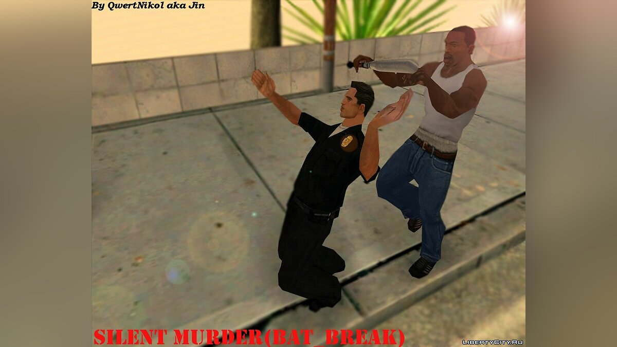 Silent_Murder(Bat_break) для GTA San Andreas