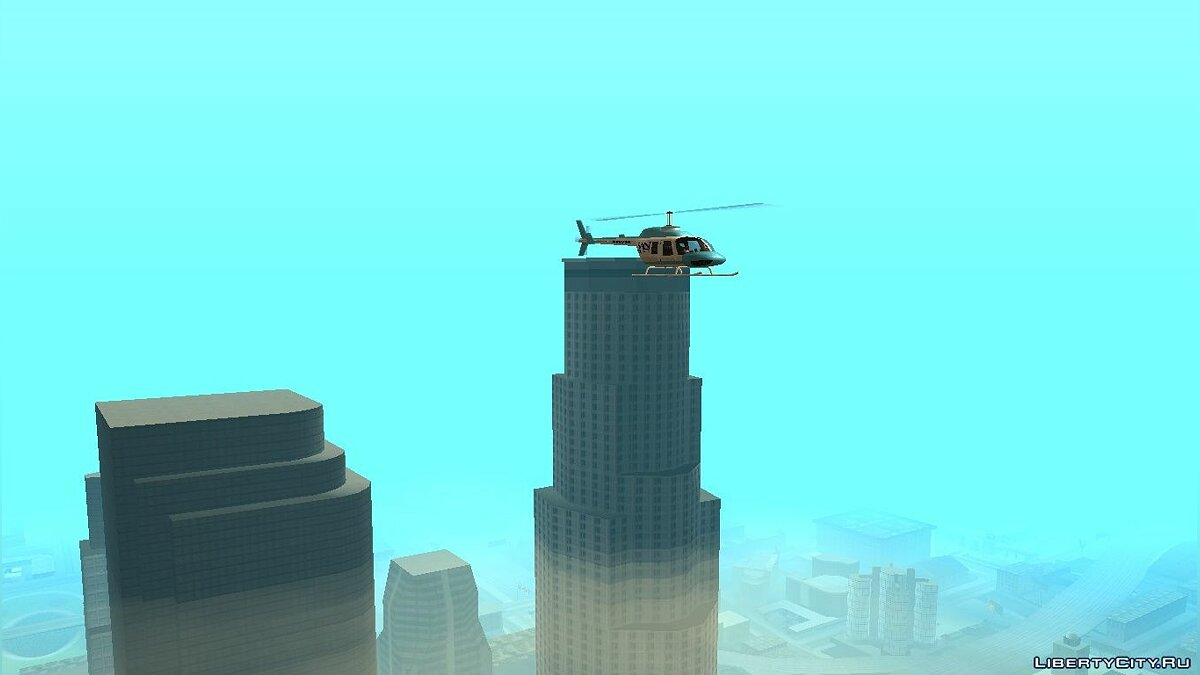 Amazing Screenshot 1.2 для GTA San Andreas