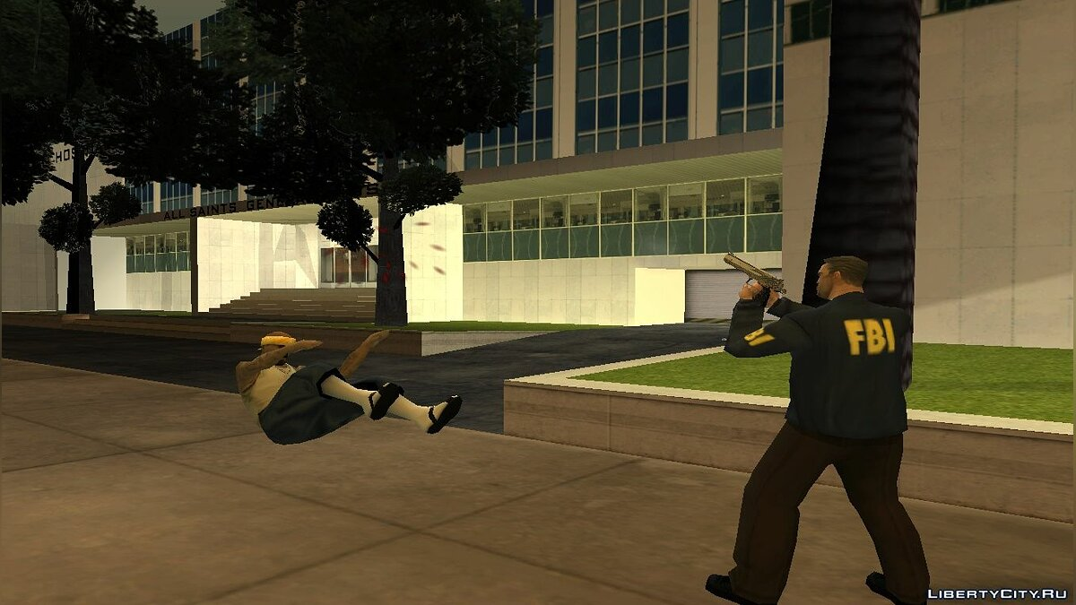 Amazing Screenshot 1.2 для GTA San Andreas - скриншот #2