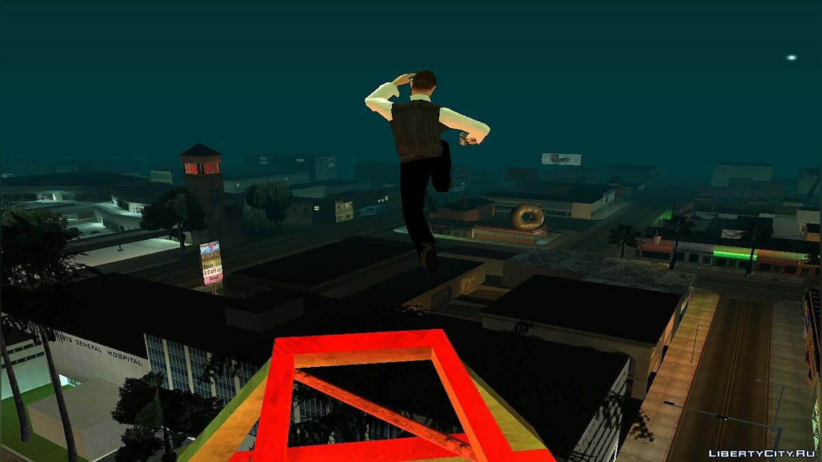 Amazing Screenshot 1.2 для GTA San Andreas - скриншот #3