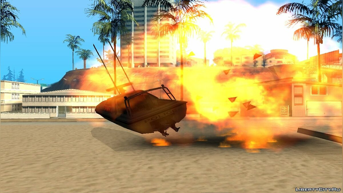 Amazing Screenshot 1.2 для GTA San Andreas - скриншот #5