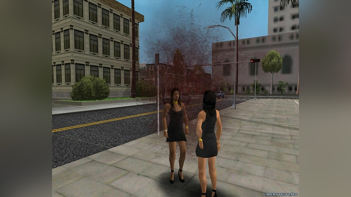 Prototype Consume Ability v2 для GTA San Andreas