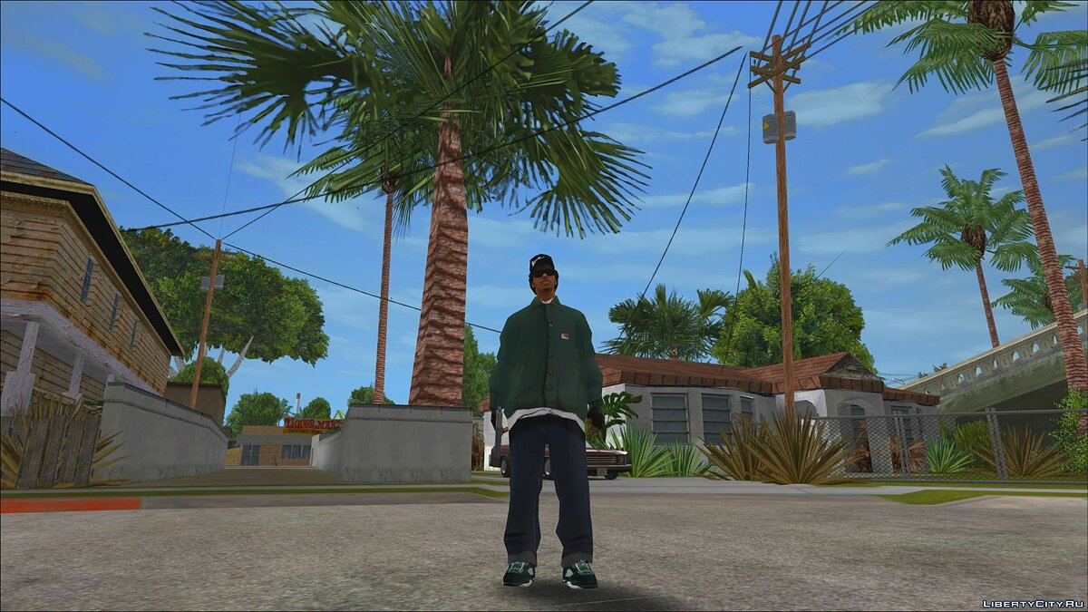 Original Main Characters Improved Smooth Textures [update #1] для GTA San Andreas - Картинка #8