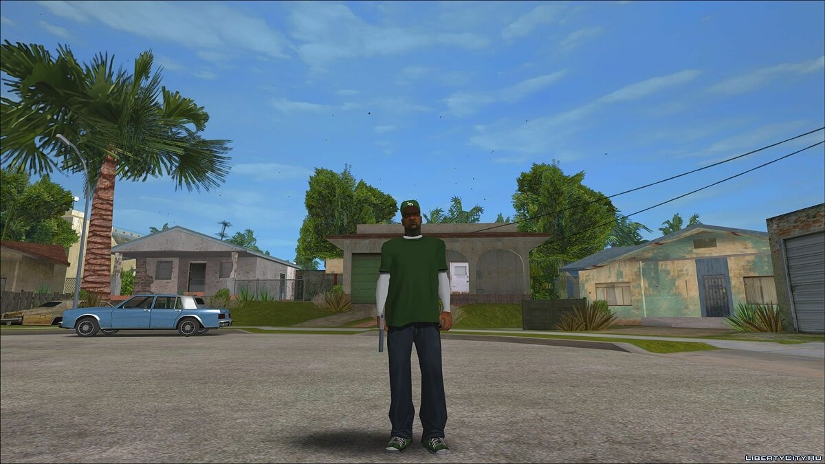 Original Main Characters Improved Smooth Textures [update #1] для GTA San Andreas - Картинка #2