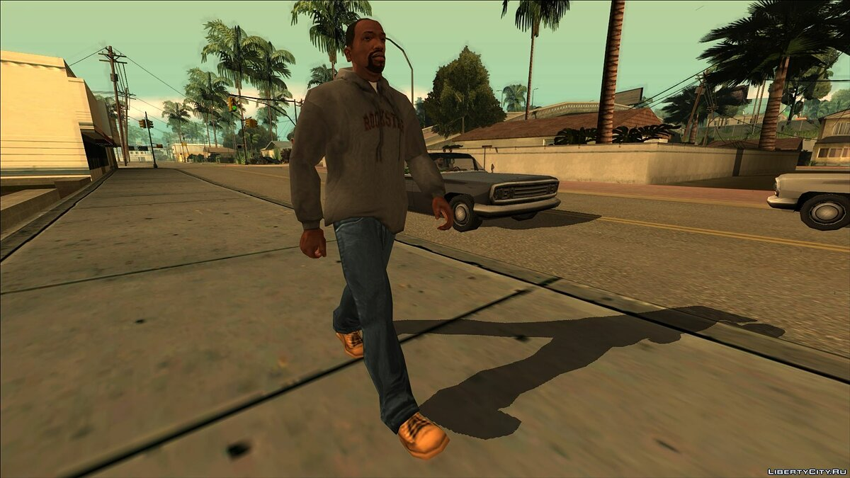 Beta Clothes Pack для GTA San Andreas