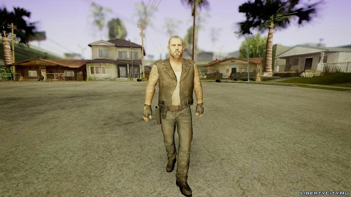 Left 4 Dead Survivors Pack для GTA San Andreas